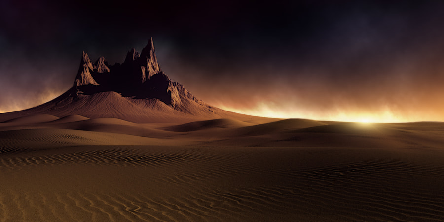 Desert Dome by Otto Hütter on 500px.com