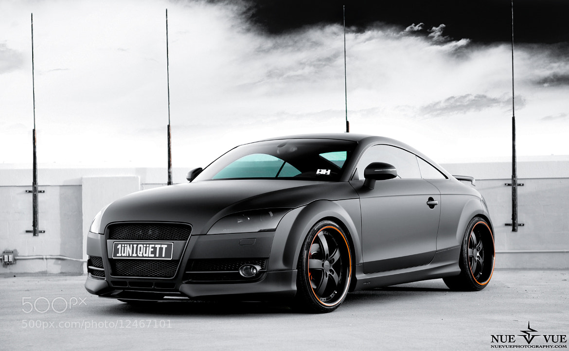 Photograph Audi TT by Nue Vue on 500px