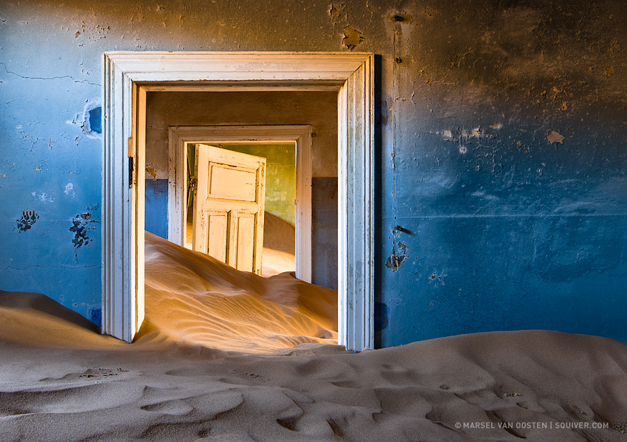 Photograph Invasion of the Dunes by Marsel van Oosten on 500px
