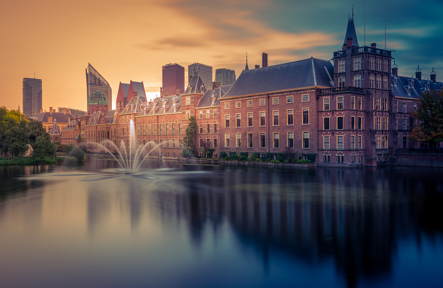 The Hague, Holland. by Remo Scarfò on 500px.com