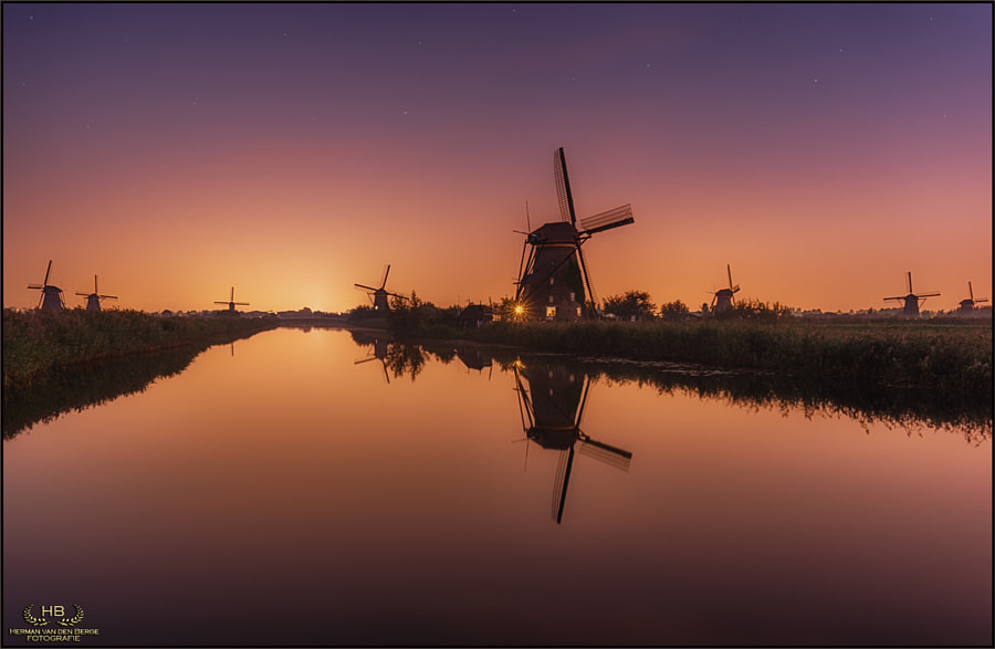Peaceful and Quiet by Herman van den Berge on 500px.com