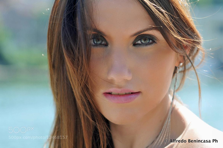 Photograph Silvia Beauty by Alfredo Benincasa  on 500px