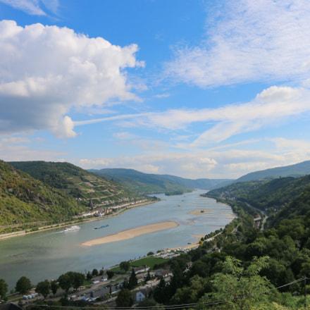 Rhine View from Bacharach