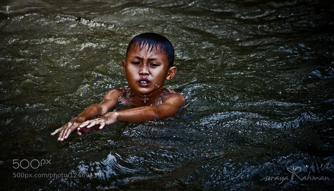 Photograph Able To Swim by soraya rahman on 500px