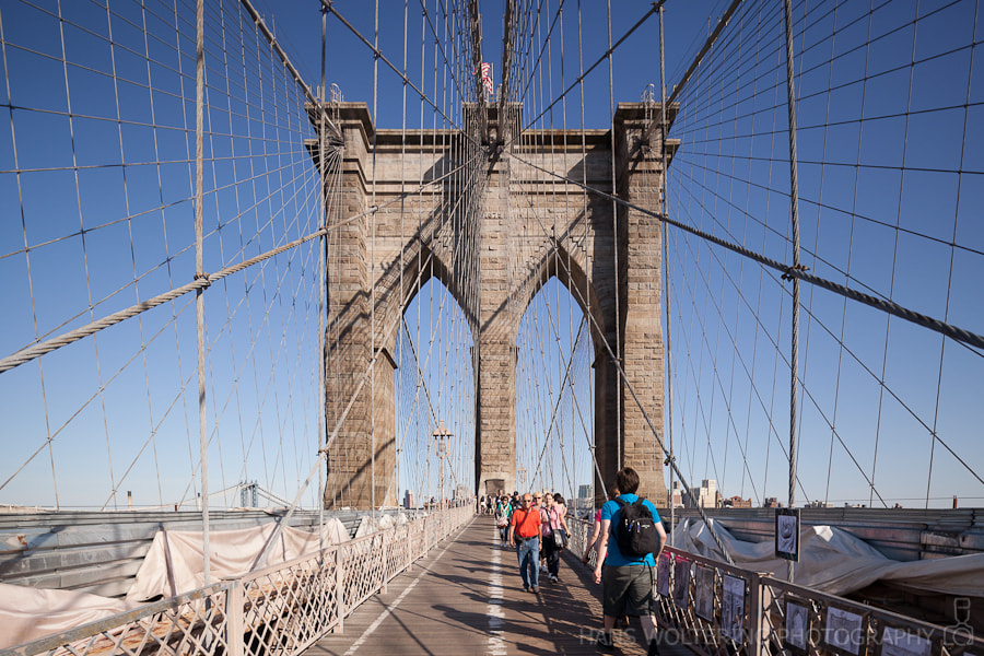 Photograph Brooklyn Bridge by Hans Woltering on 500px