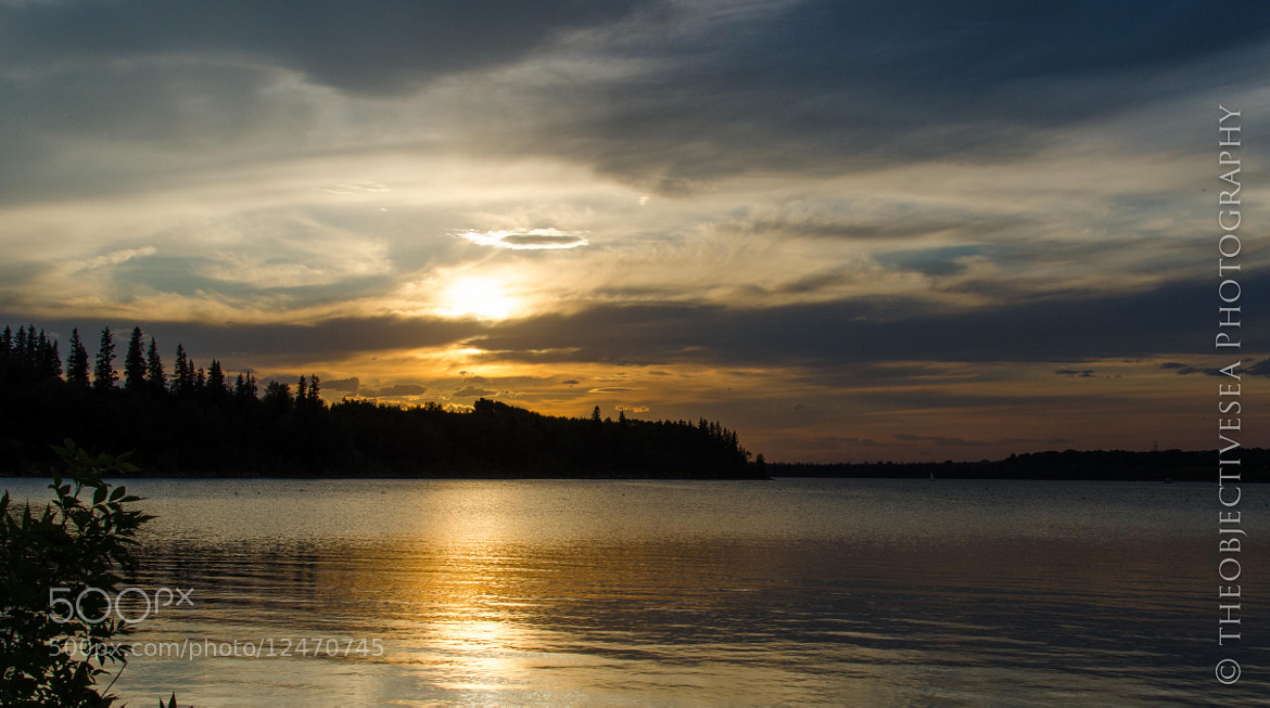 Photograph Sunset at the Resevoir by Kevin Smith on 500px
