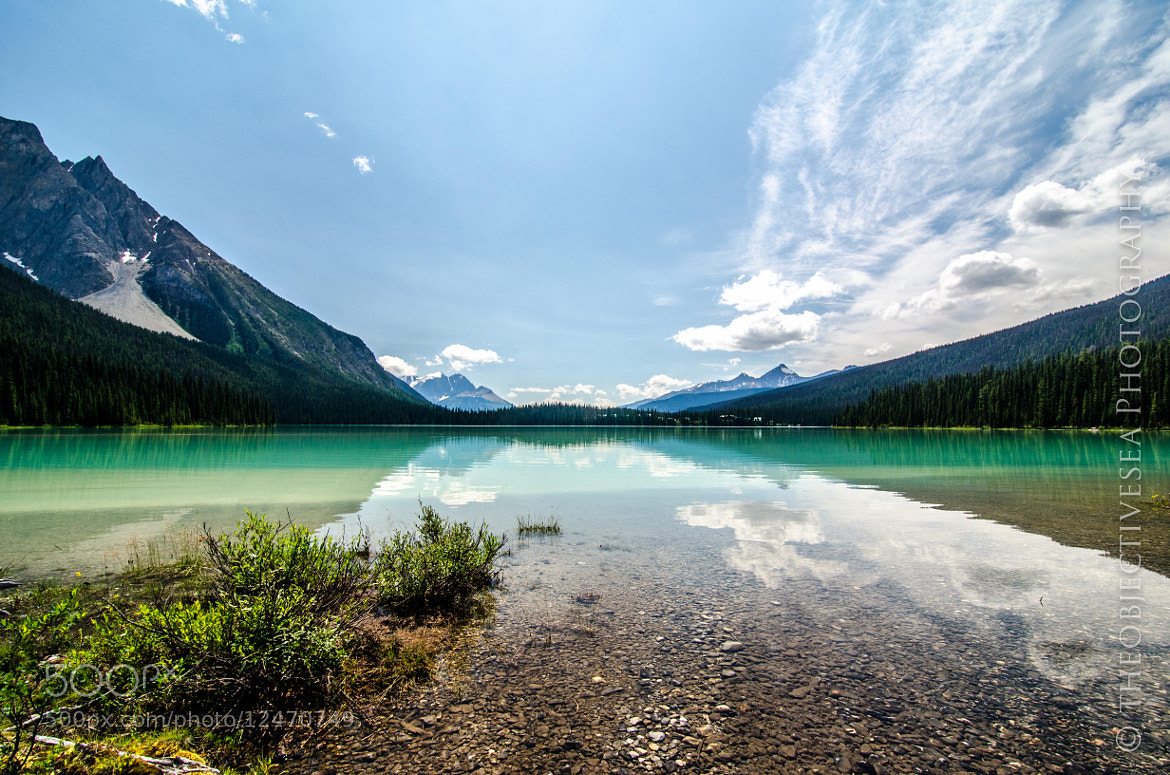Photograph Emerald Lake by Kevin Smith on 500px