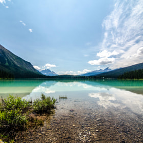 Emerald Lake by Kevin Smith (theobjectivesea)) on 500px.com