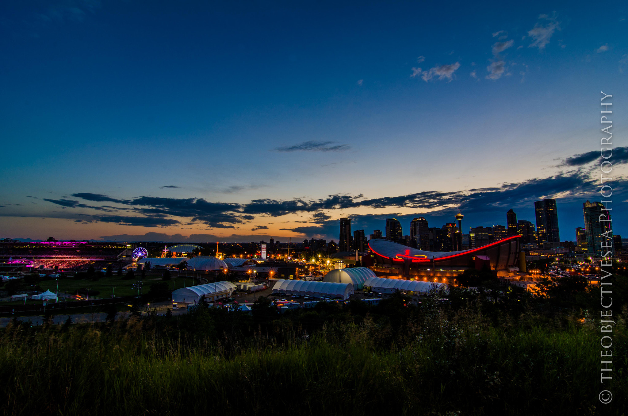 Photograph Stampede Grounds by Kevin Smith on 500px