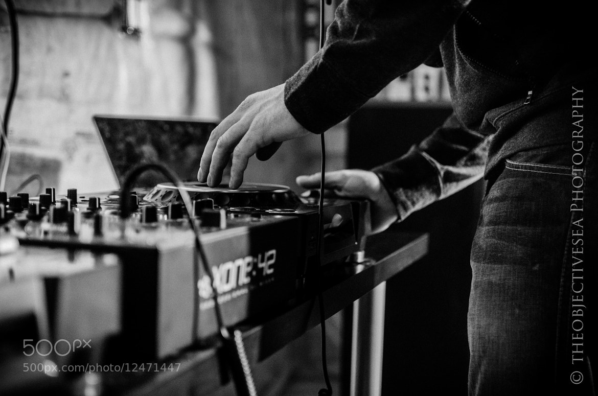 Photograph DJ Gordie by Kevin Smith on 500px