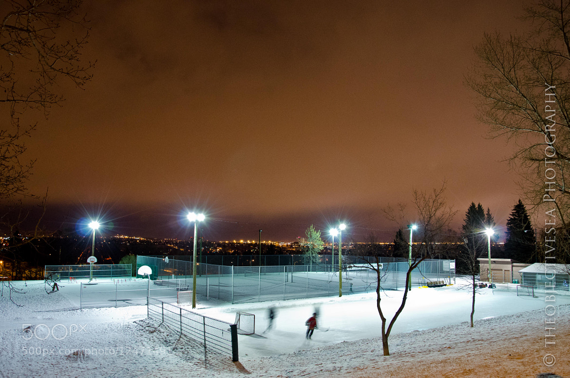 Photograph A Game of Shinny by Kevin Smith on 500px