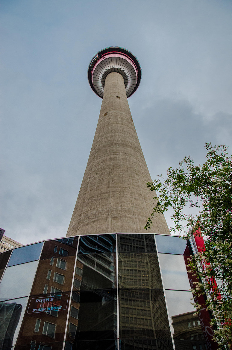 Photograph Calgary Tower by Kevin Smith on 500px