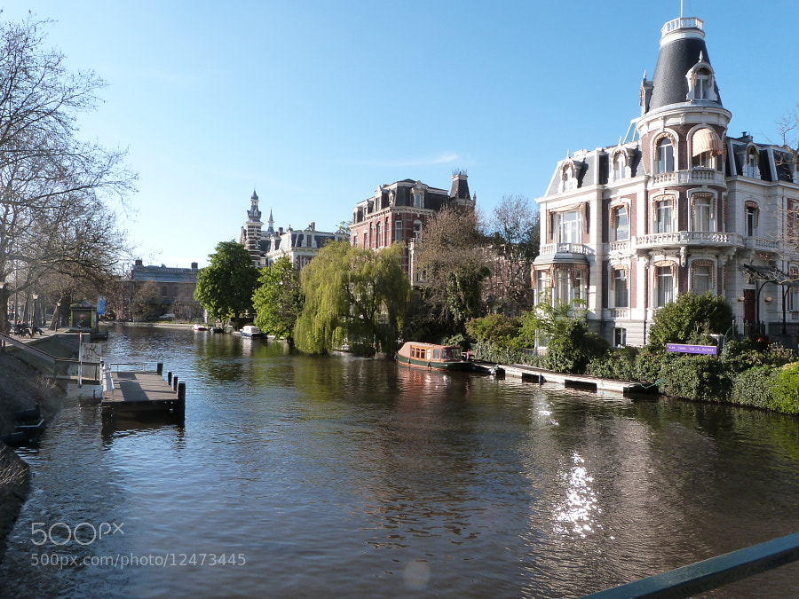 Amsterdam, la Venise du Nord by Romain Galati (rgt26)) on 500px.com