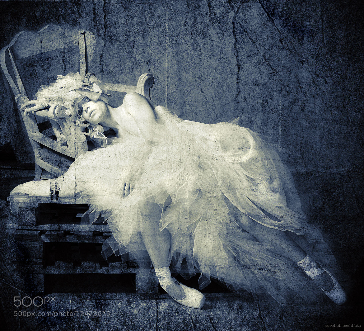 Photograph LA BALLERINA by Aurelio Biocchi on 500px