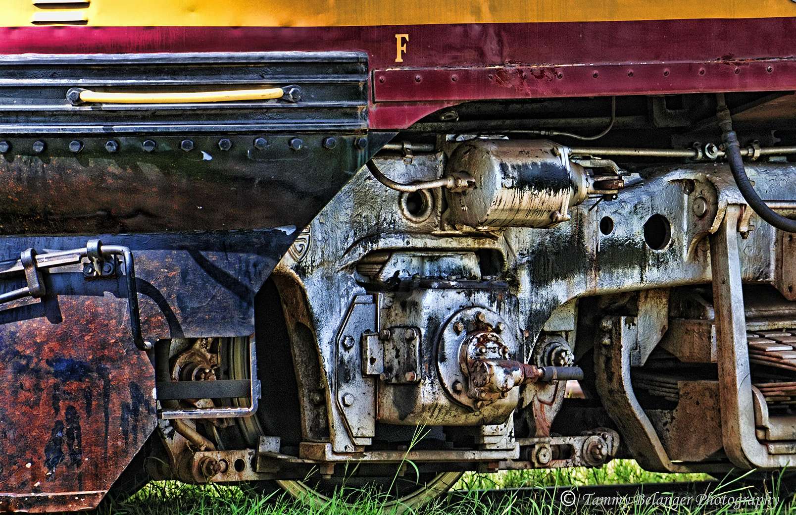 Photograph Derailed by Tammy Belanger on 500px