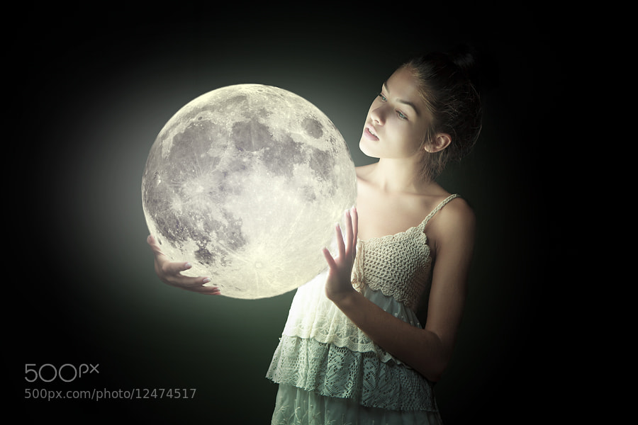 Photograph То catch the moon by Sergey Shevchuk on 500px