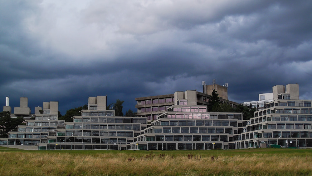Photograph UEA Norwich by dominic everett on 500px