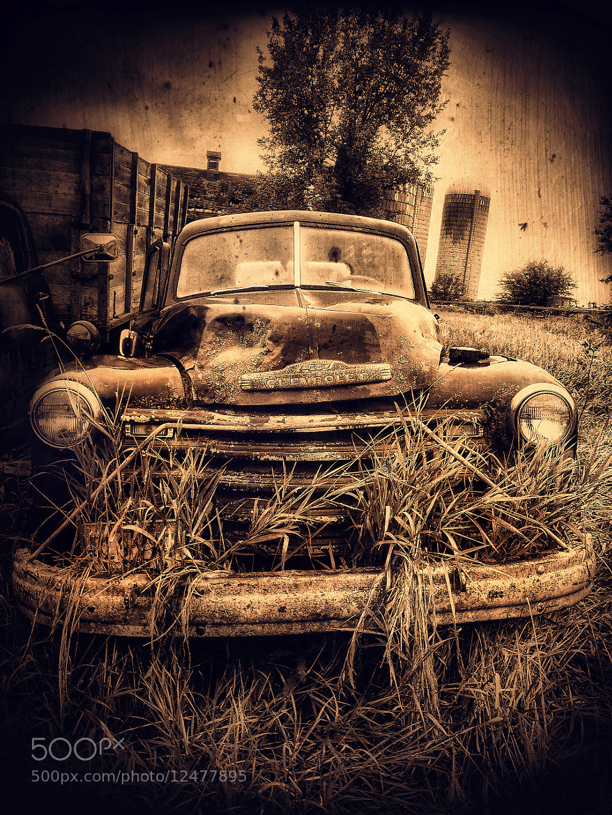 Photograph Long Term Parking by Dave Linscheid on 500px
