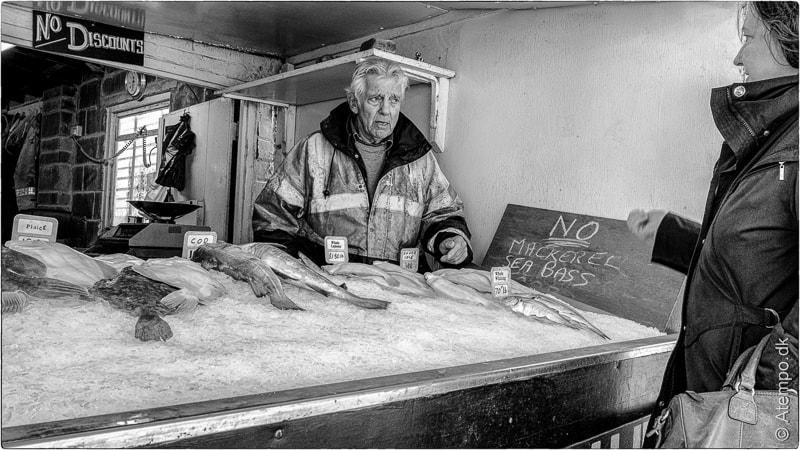 No discounts ... no mackerel ..