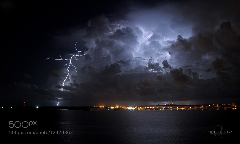 Photograph Miami storm by Arturo Oliva on 500px