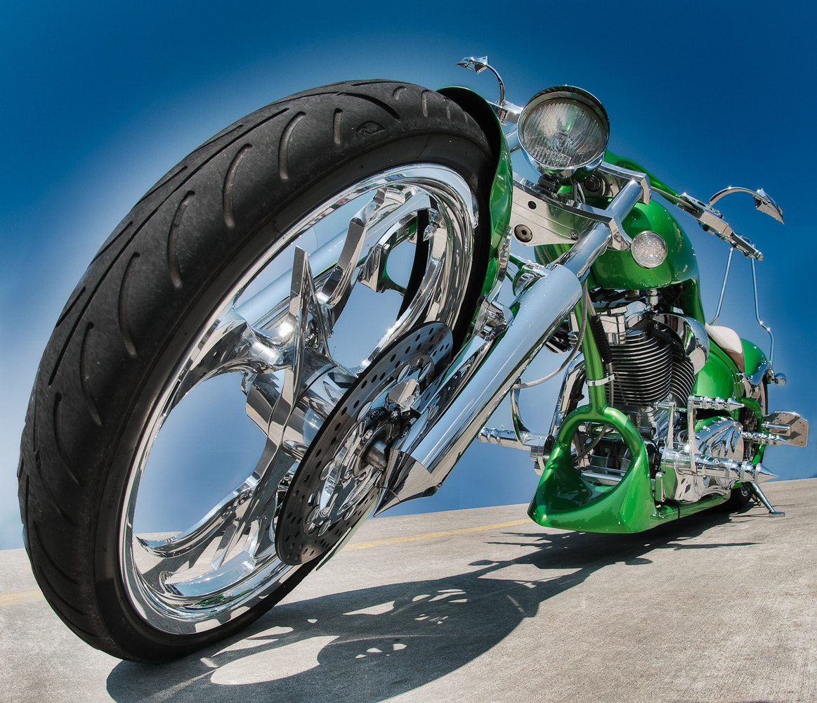Photograph The Green Machine by Debra Keller on 500px