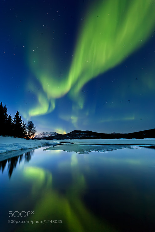 Photograph Dancing Reflections by Arild Heitmann on 500px