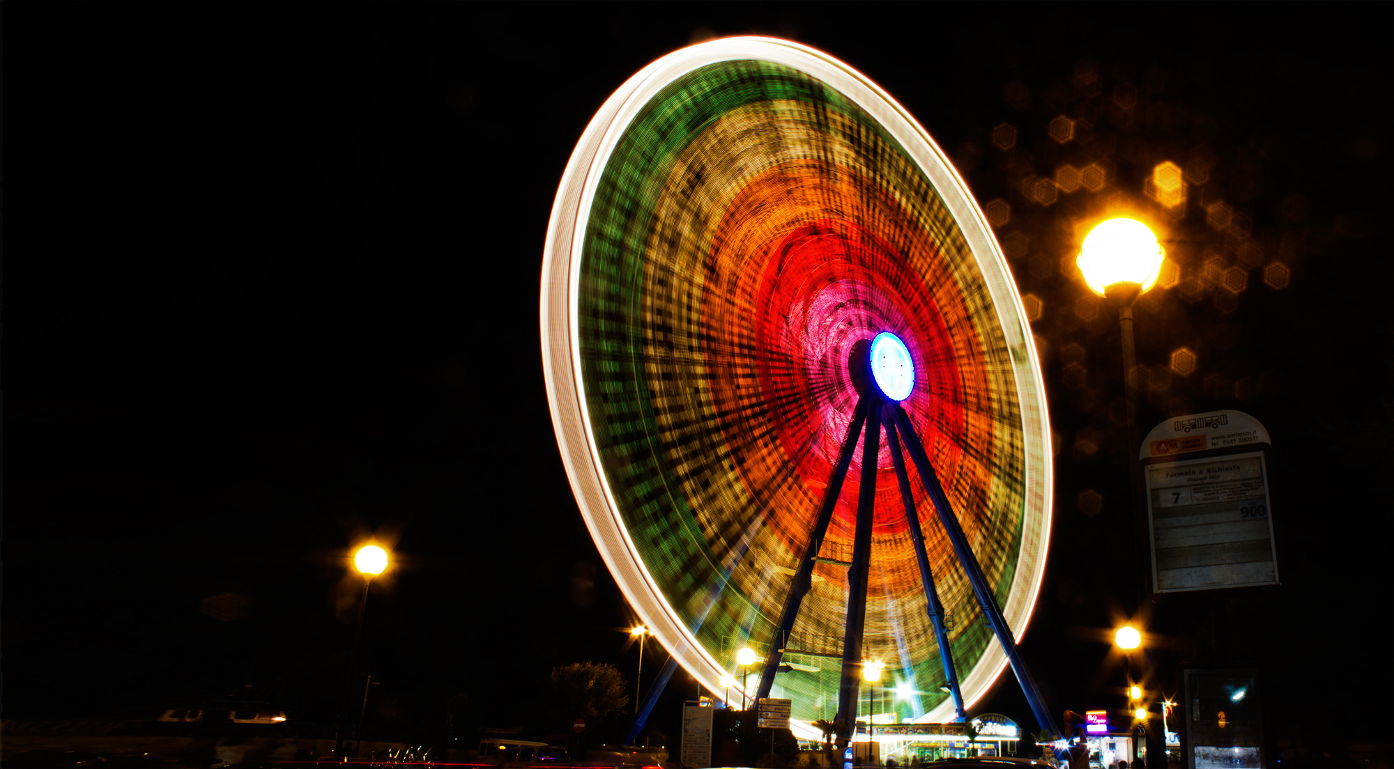 Photograph Fast Wheel by giovanni triggiani on 500px