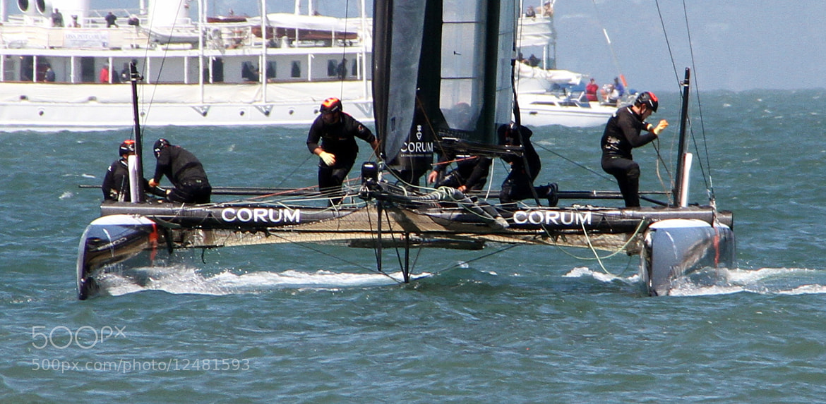 Photograph Americas Cup by Boris Sankisov on 500px