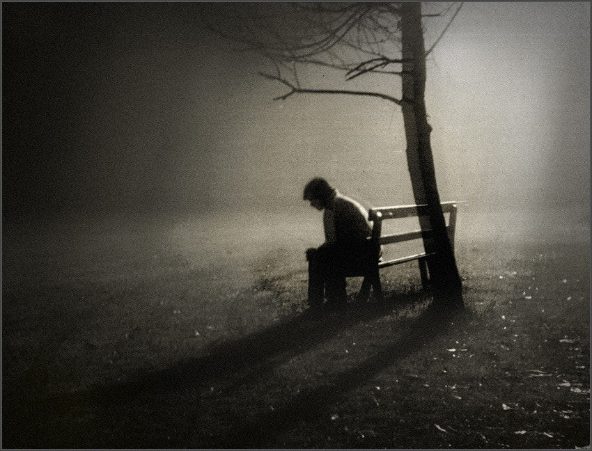 Photograph Loneliness  by Chris Fawkes on 500px