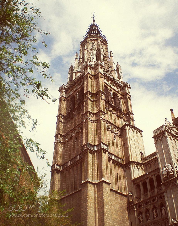 Photograph La gran torre by Noelia Martín on 500px