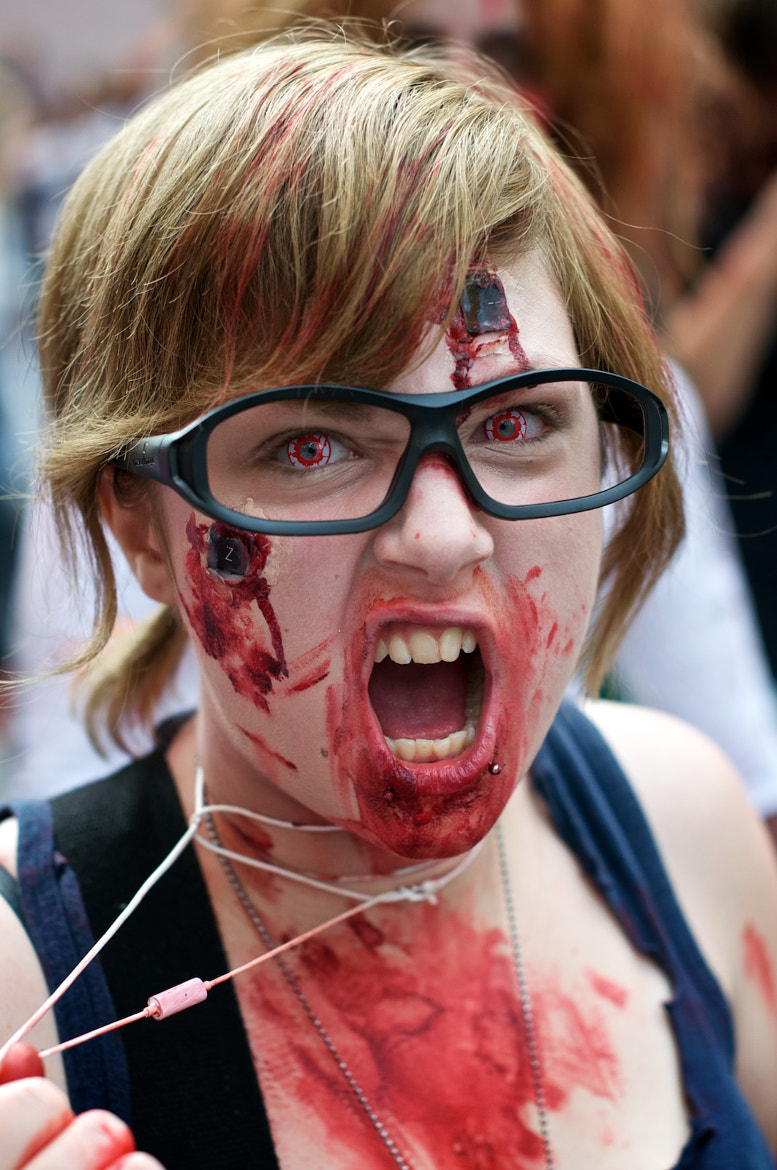 Photograph Zombie #6 by Johnny Chadda on 500px