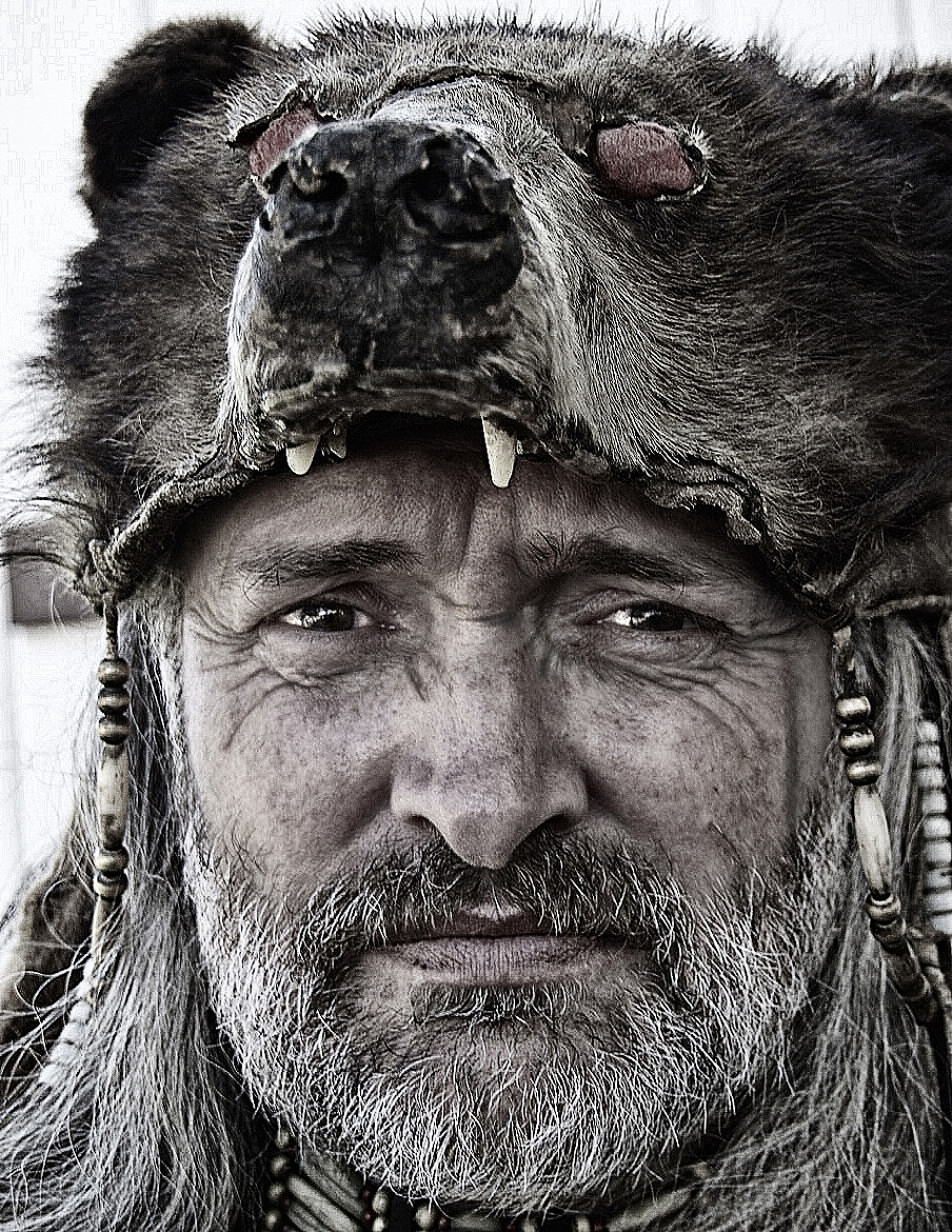Photograph Bear Man by Ole Kramer on 500px