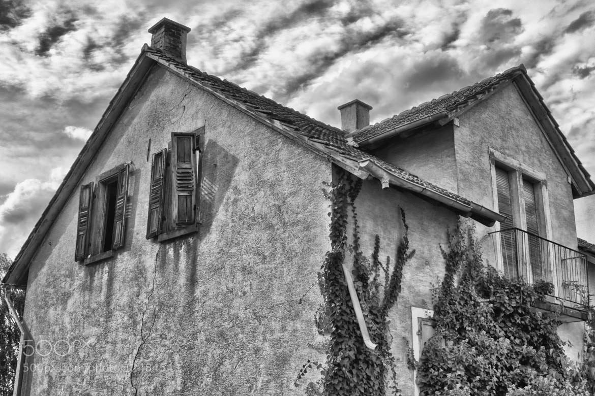 Photograph Abandoned by Sascha Reichhardt on 500px