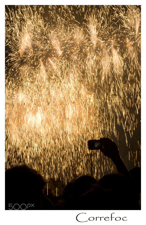 Photograph Corre foc by Geert Van der Straeten on 500px