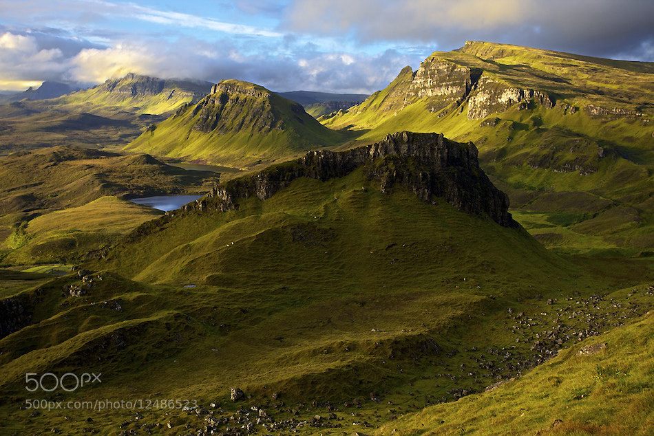 Photograph The Quiraing by Marcus McAdam on 500px
