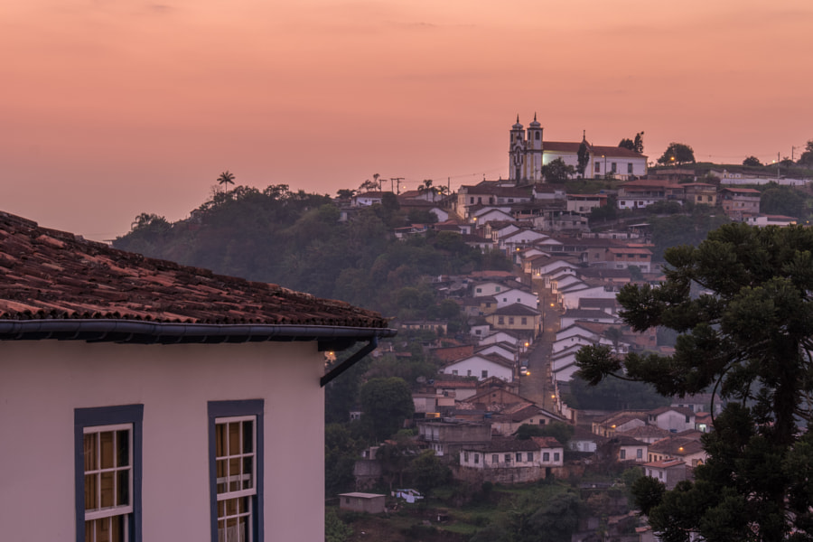 Ladeira de Sta. Efigênia, Ouro Preto by Cristiano G on 500px.com