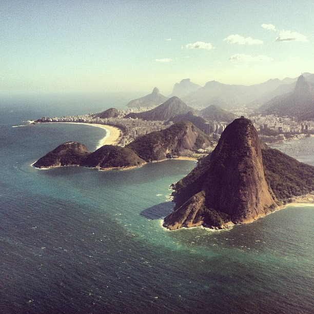 Photograph Rio from above by Felipe Bachian on 500px