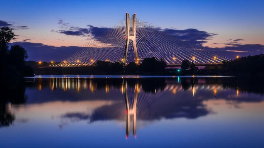 Wroclaw - Redzinski Bridge