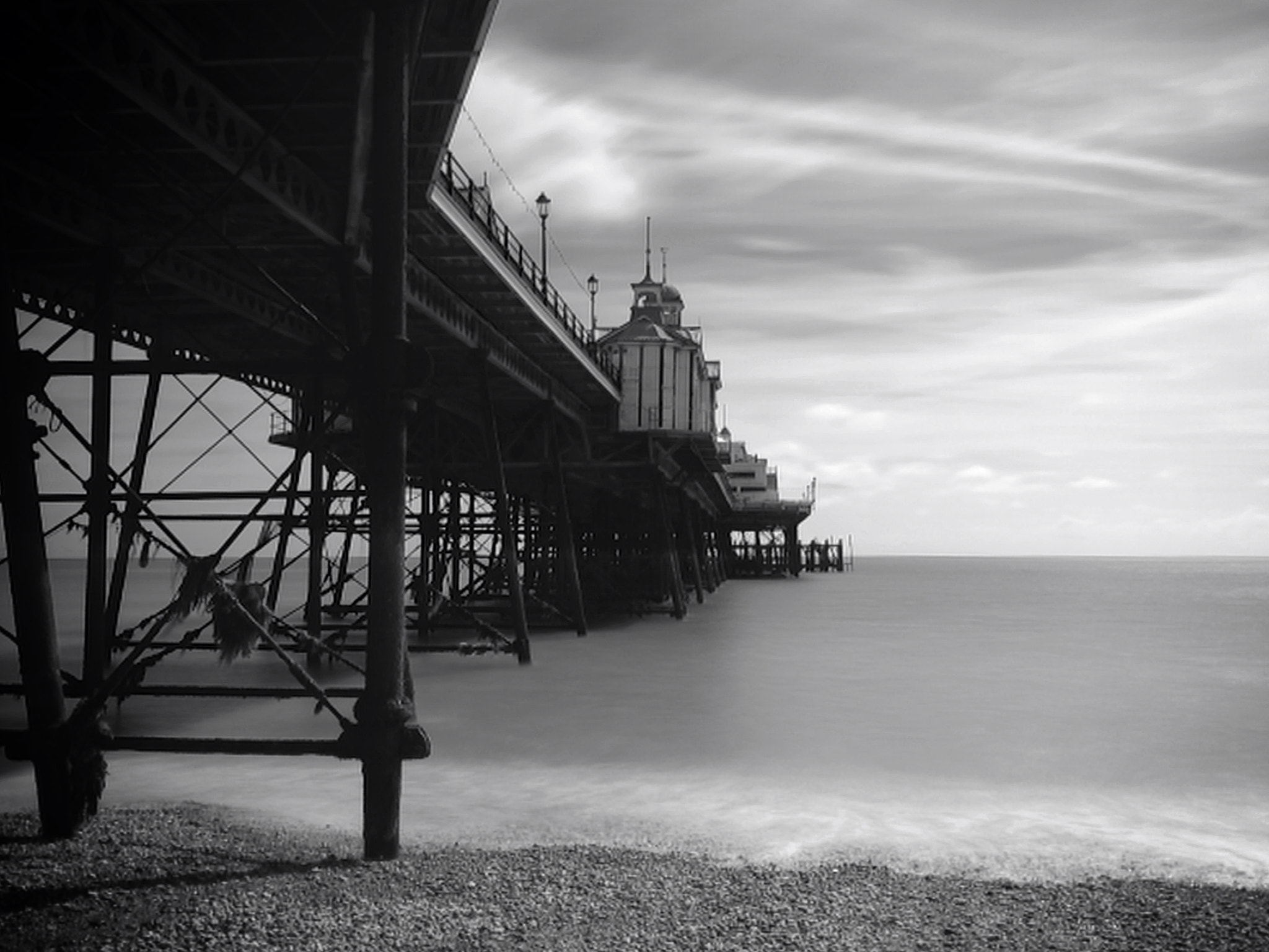 Photograph Eastbourne Pier by steve angelkov on 500px