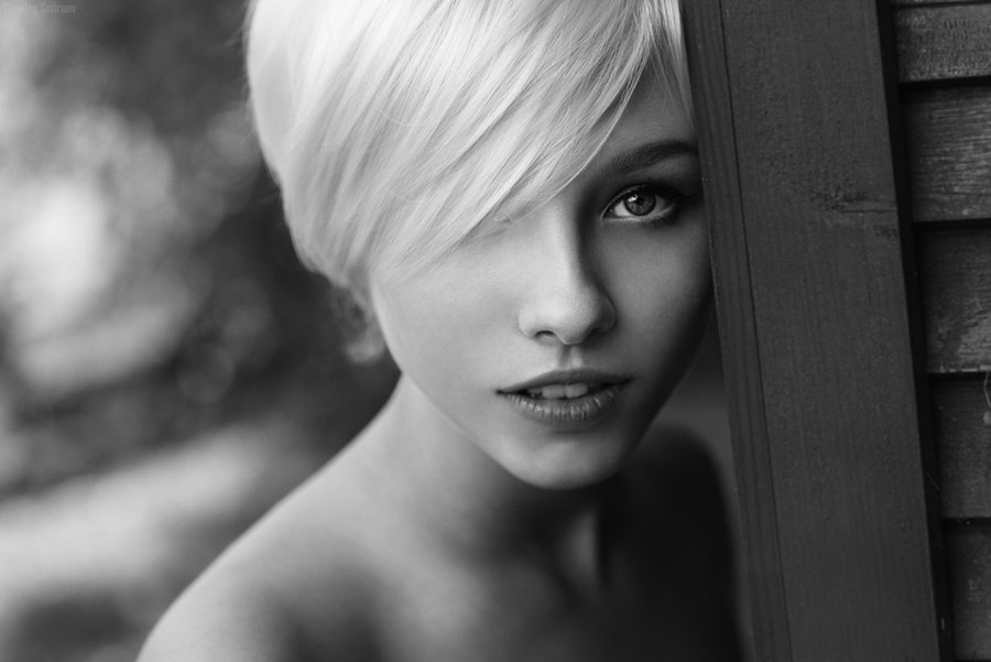 Alisa by Timofey Smirnov on 500px.com