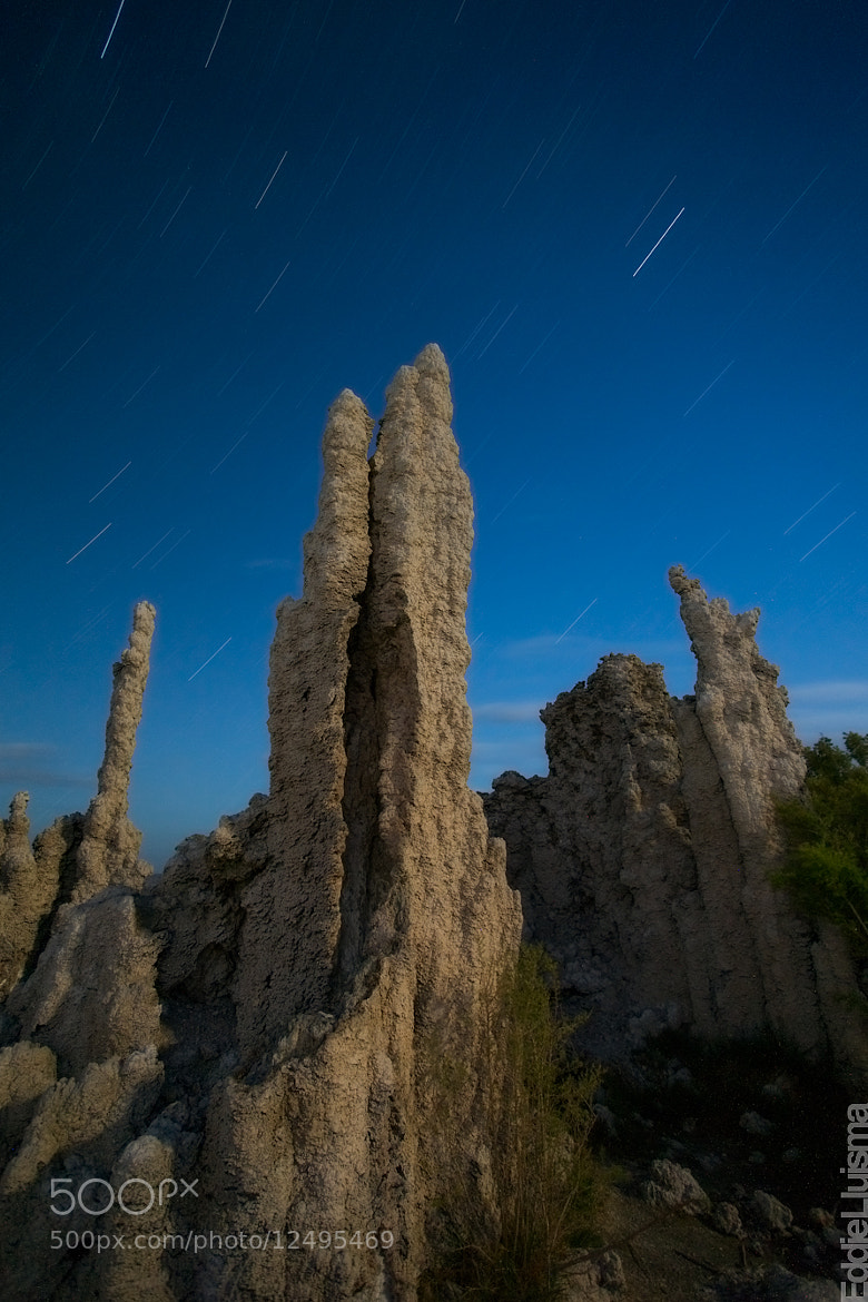 Photograph Tufas at Mono Lake by Eddie Lluisma on 500px