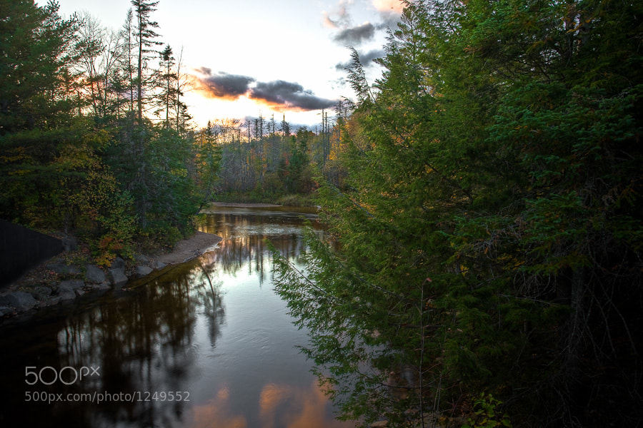 Photograph River's bend by Peter Marcaurelle on 500px