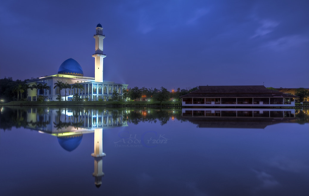 Photograph Masid Uniten by Sham ClickAddict on 500px