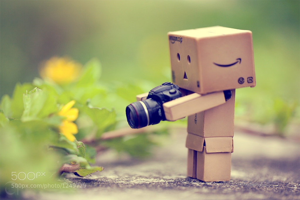 Photograph Little Artist by Anton Tang on 500px