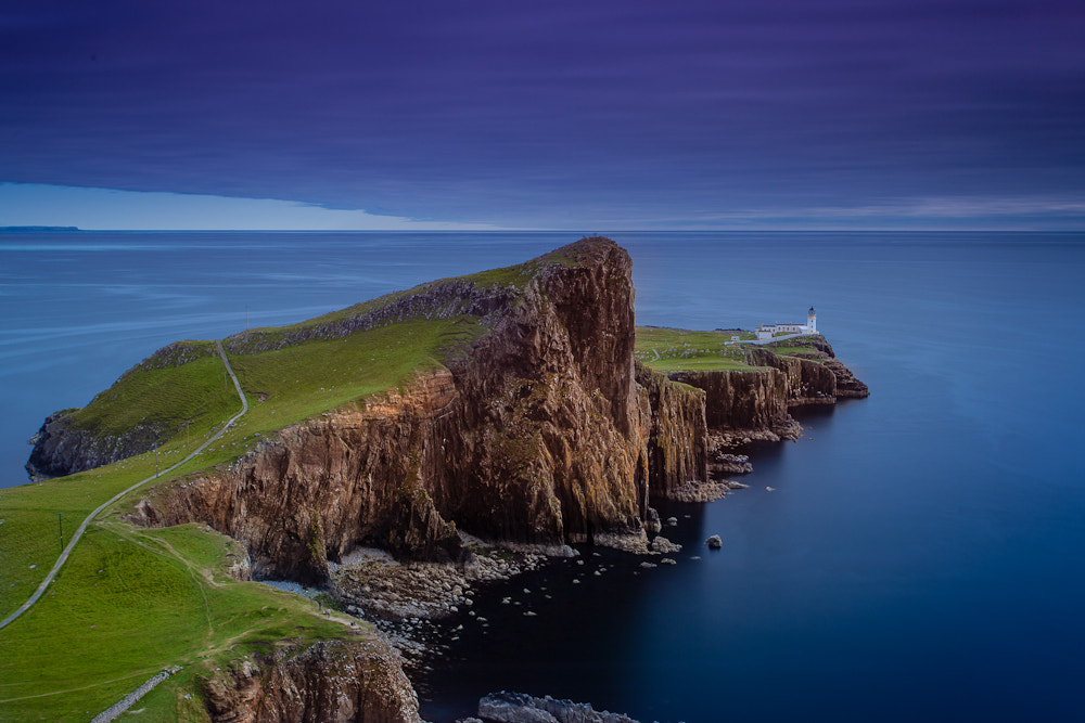 Photograph Neist Point Lighthouse by Thomas Mader on 500px