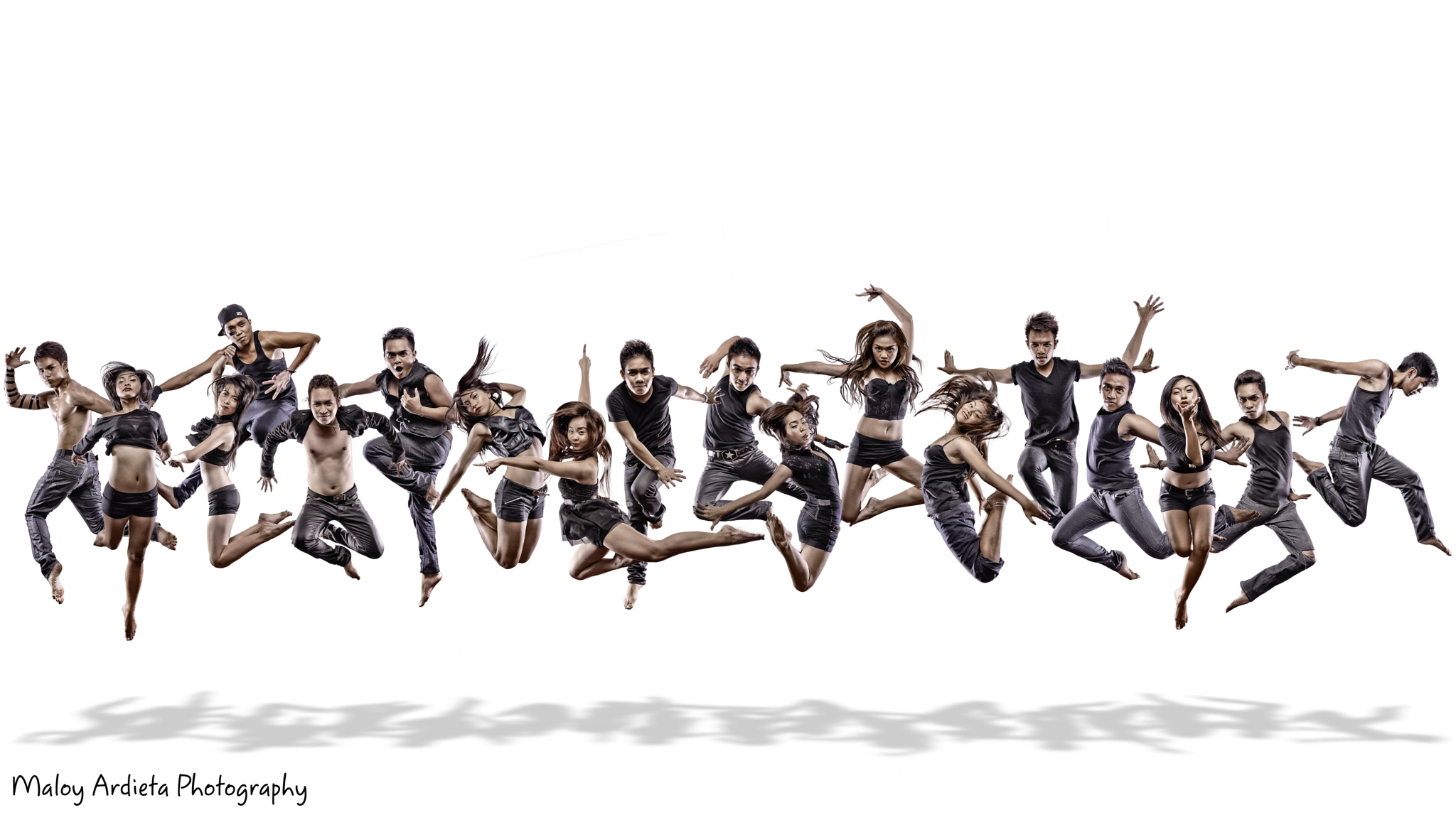 Photograph Group Jumpshot! ^_^ by Maloy Ardieta on 500px