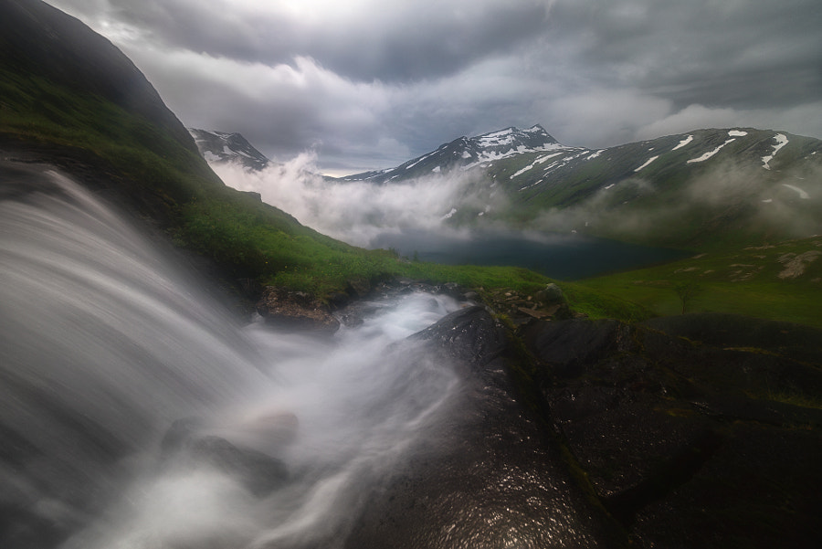 The Misty Mountains by Arild Heitmann on 500px.com