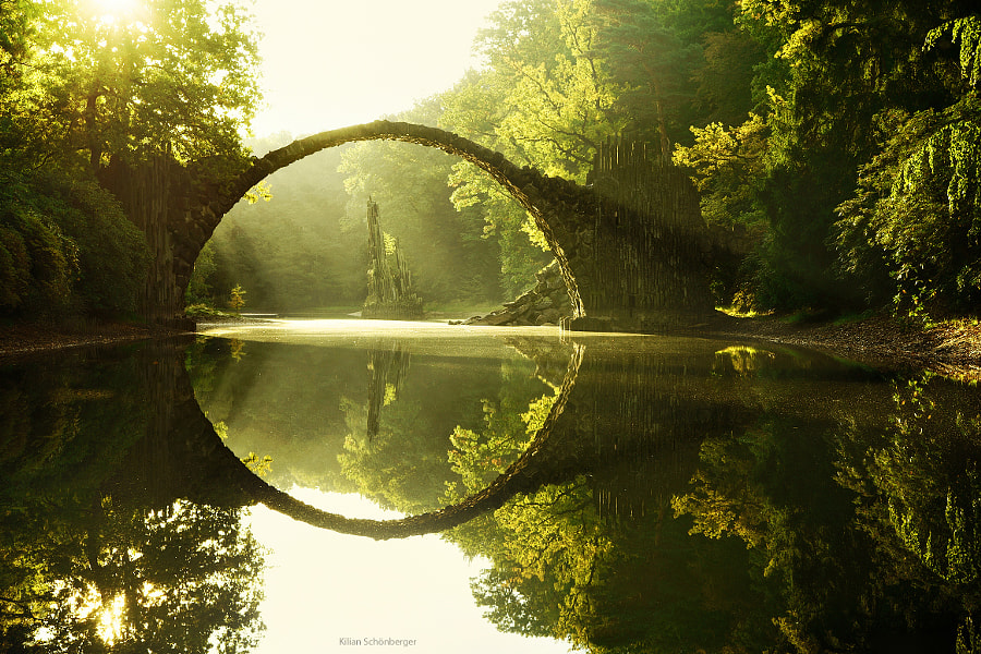 The Bridge by Kilian Schönberger on 500px.com