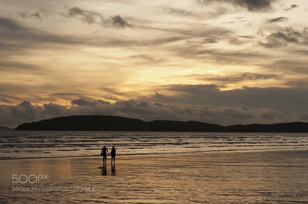 Photograph Two lovers by Daniel Montalbán on 500px