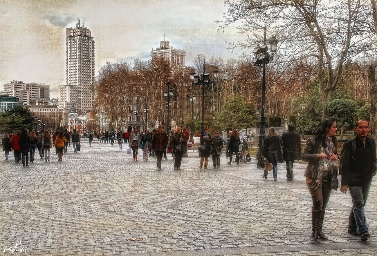 Photograph Walking around Madrid (Spain) 1 Series by Manuel Lancha on 500px